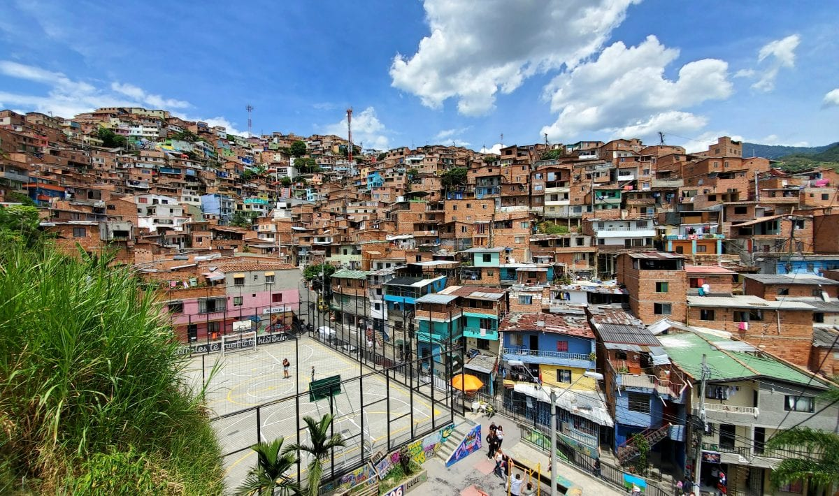 Comuna 13 Neighboorhood