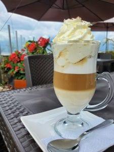 Cafe La Terraza Coffee Manizales Colombia