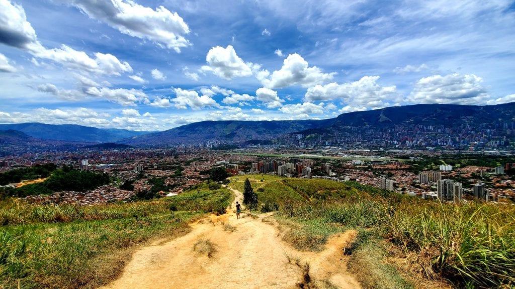 Medellin Travel Guide Cerro de las Tres Cruces hike