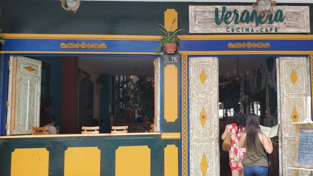 Veranera in Santa Rosa de Cabal