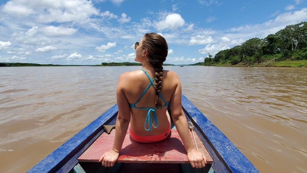 Peru Itinerary Amazon