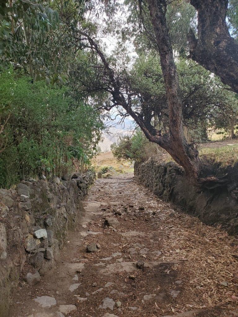 Huaraz Peru Landscape - Wilcachoca 3