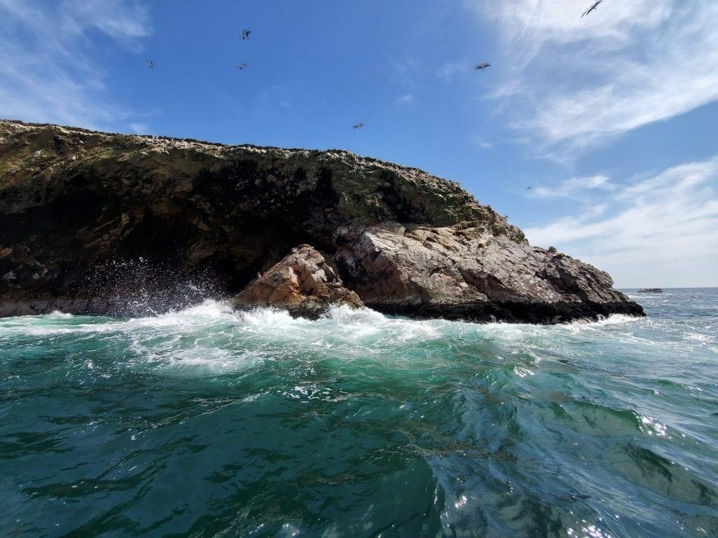 Islas Ballestras