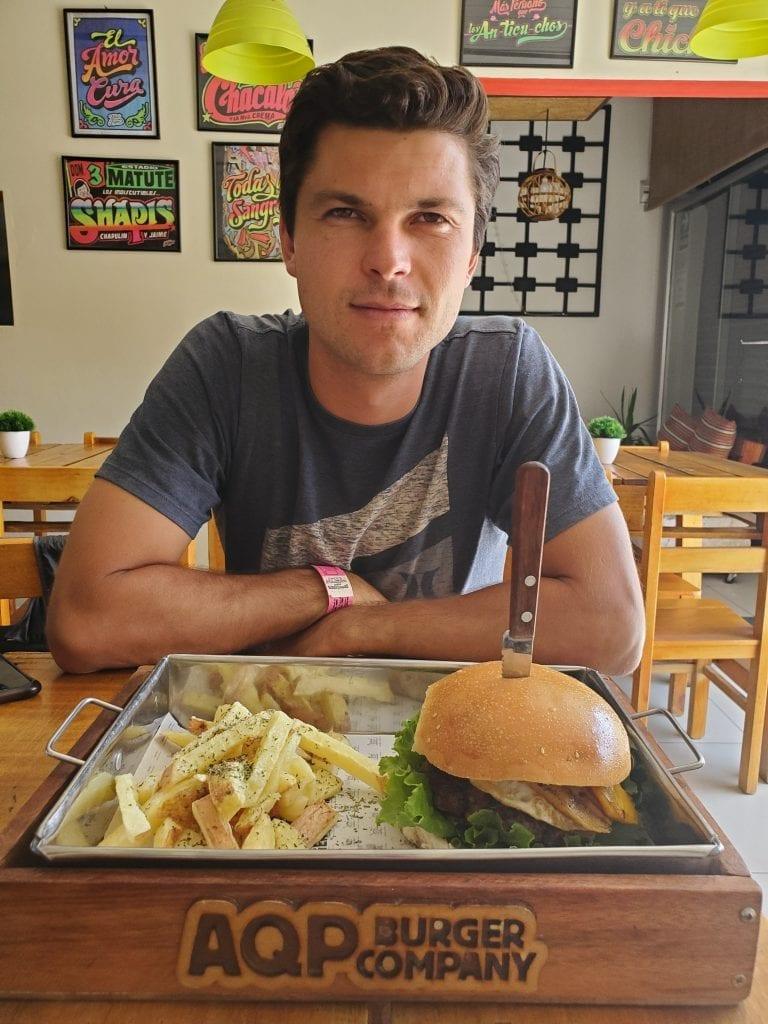 AQP Burger