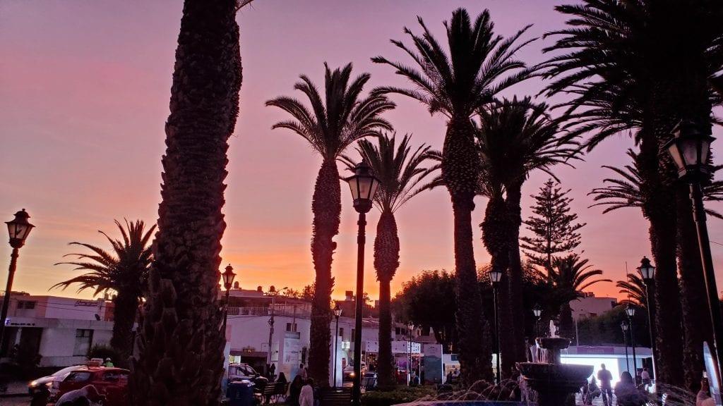 Arequipa Travel Guide Mirador Yanahuara Sunset