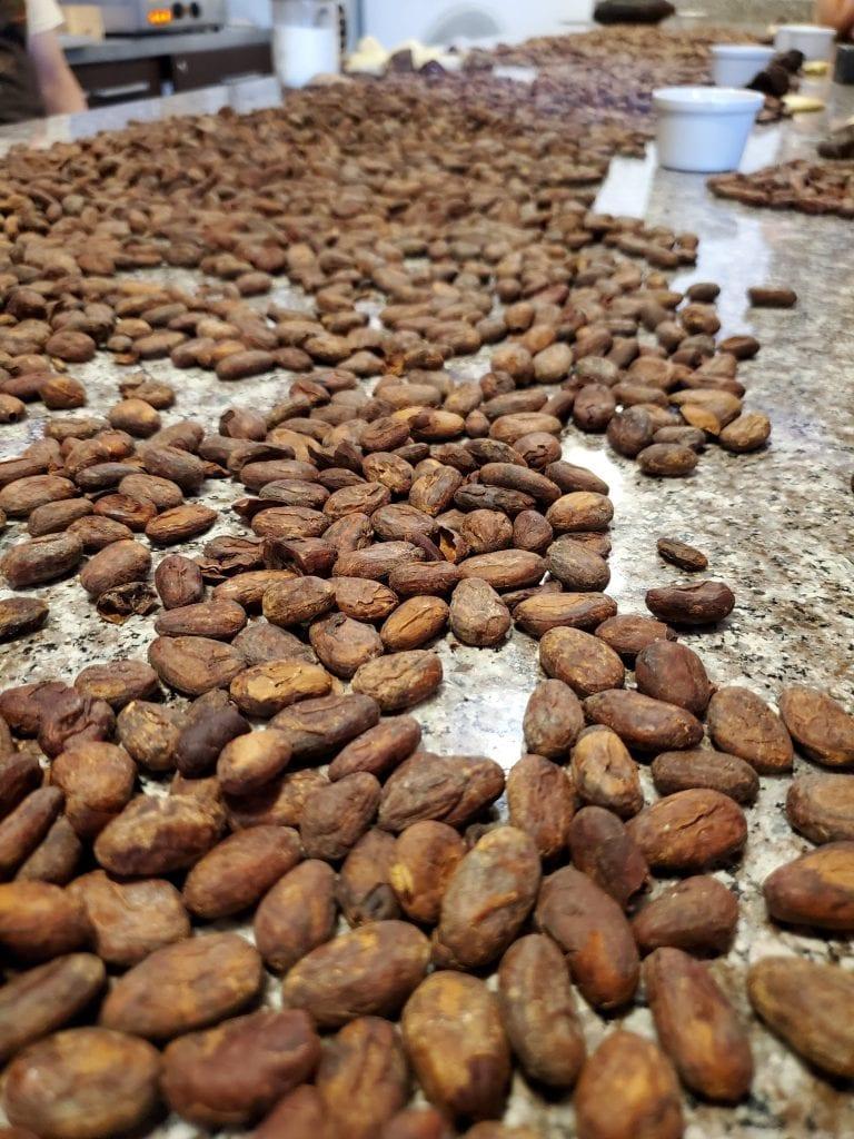 Chaqchao Chocolate Beans