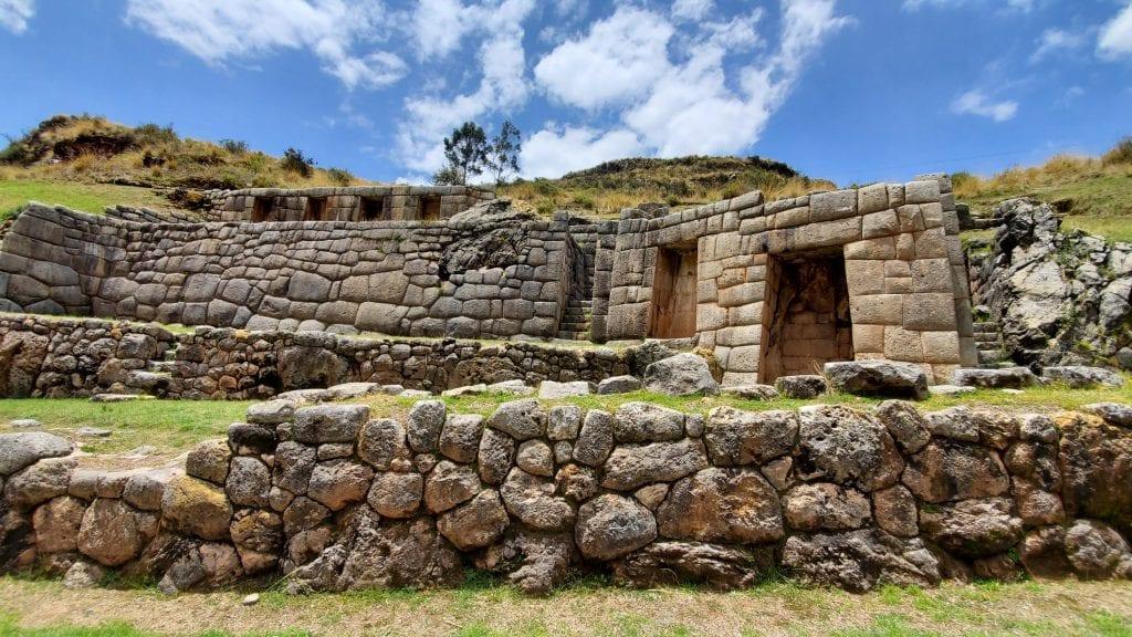 Cusco Peru Tambomachay Ruins