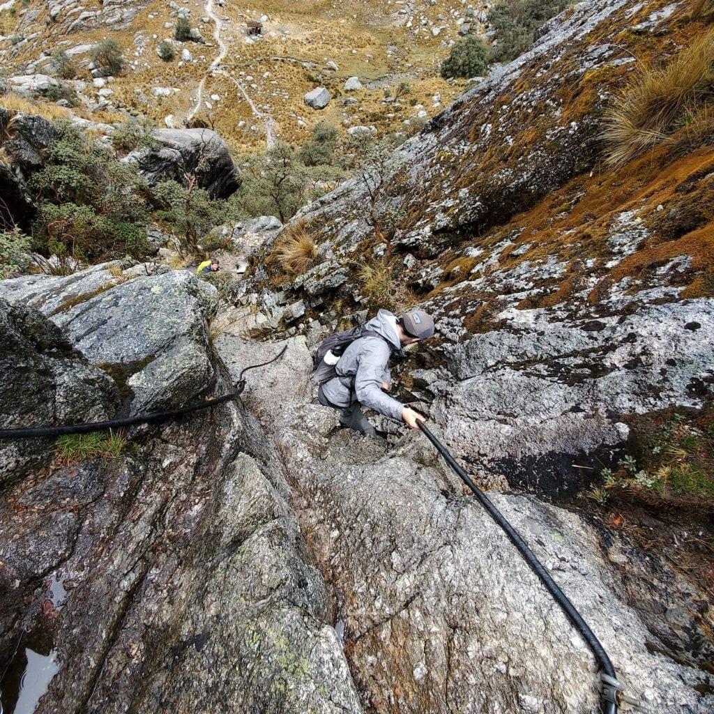 Huaraz Peru Travel Guide Climb Lake Churup