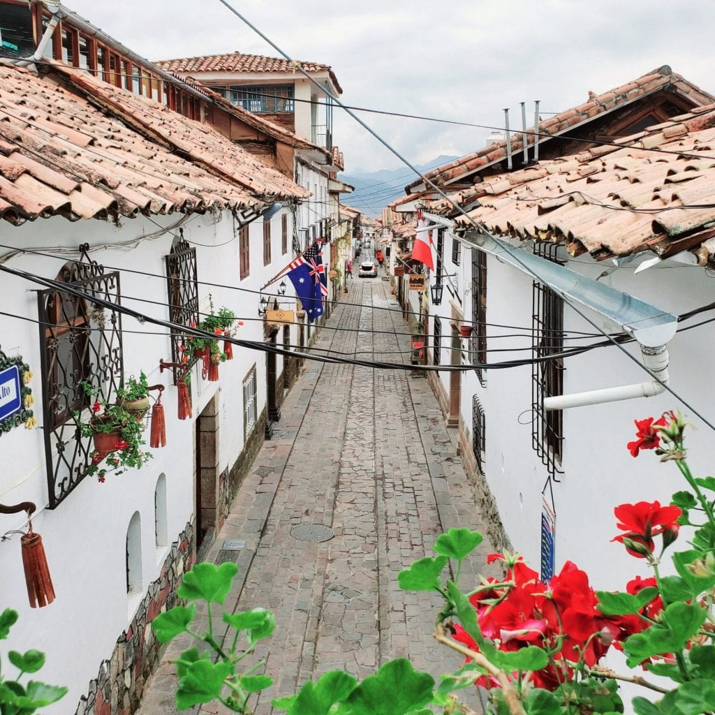 Cusco Peru Landscape 5