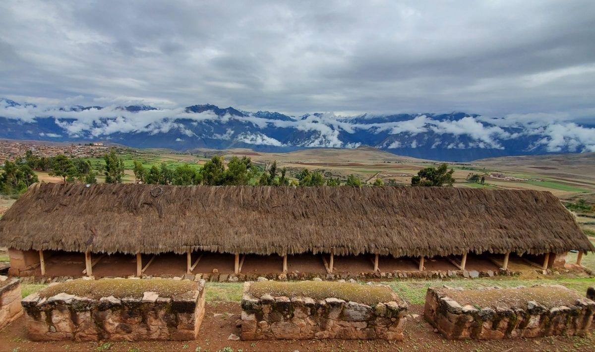 Maras Landscape - Cheqoq Archaeological Site