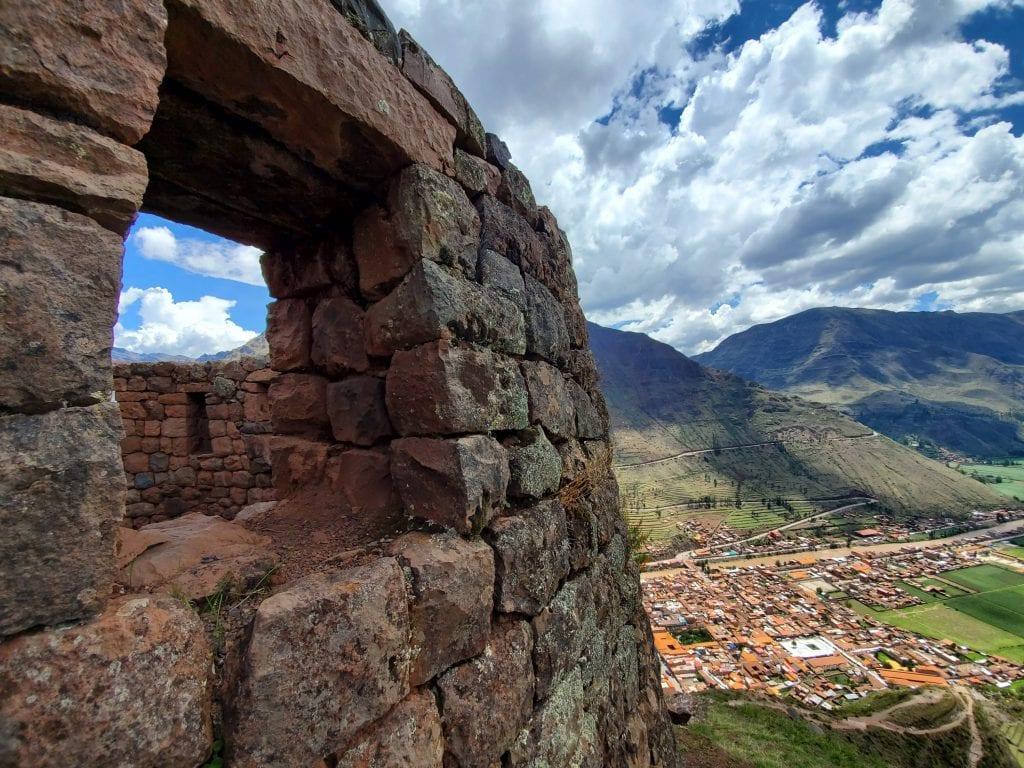Sacred Valley Peru - Pisac Landscape Pic 2