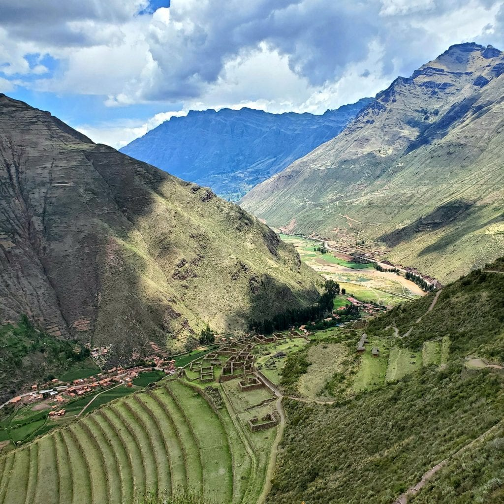 Sacred Valley Peru - Pisac