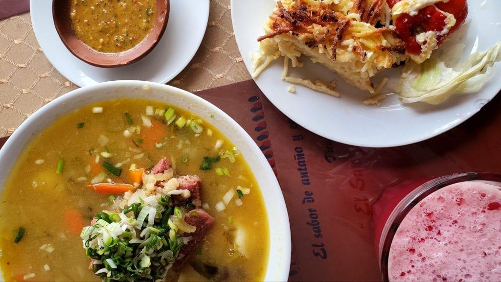 Arequipa Travel Guide Peru Cuisine Picanteria
