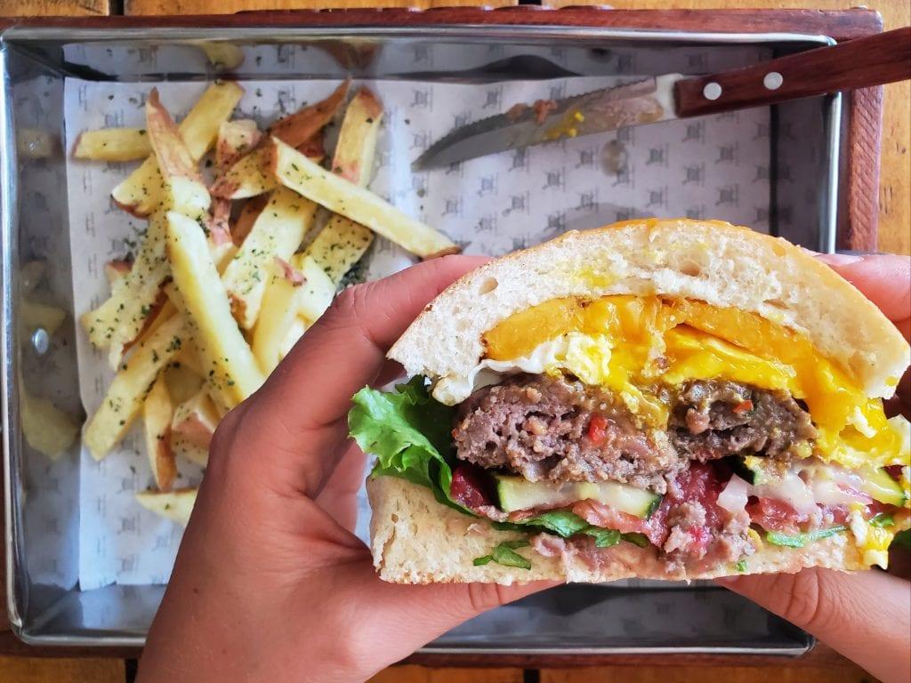 Arequipa Travel Guide Peru Burger
