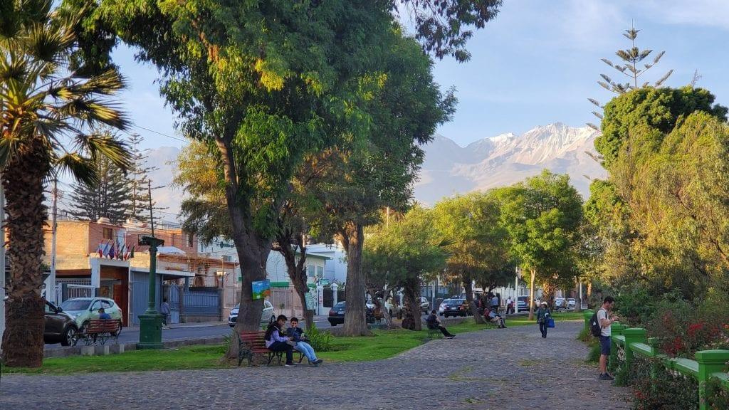 Arequipa Travel Guide Peru Landscape