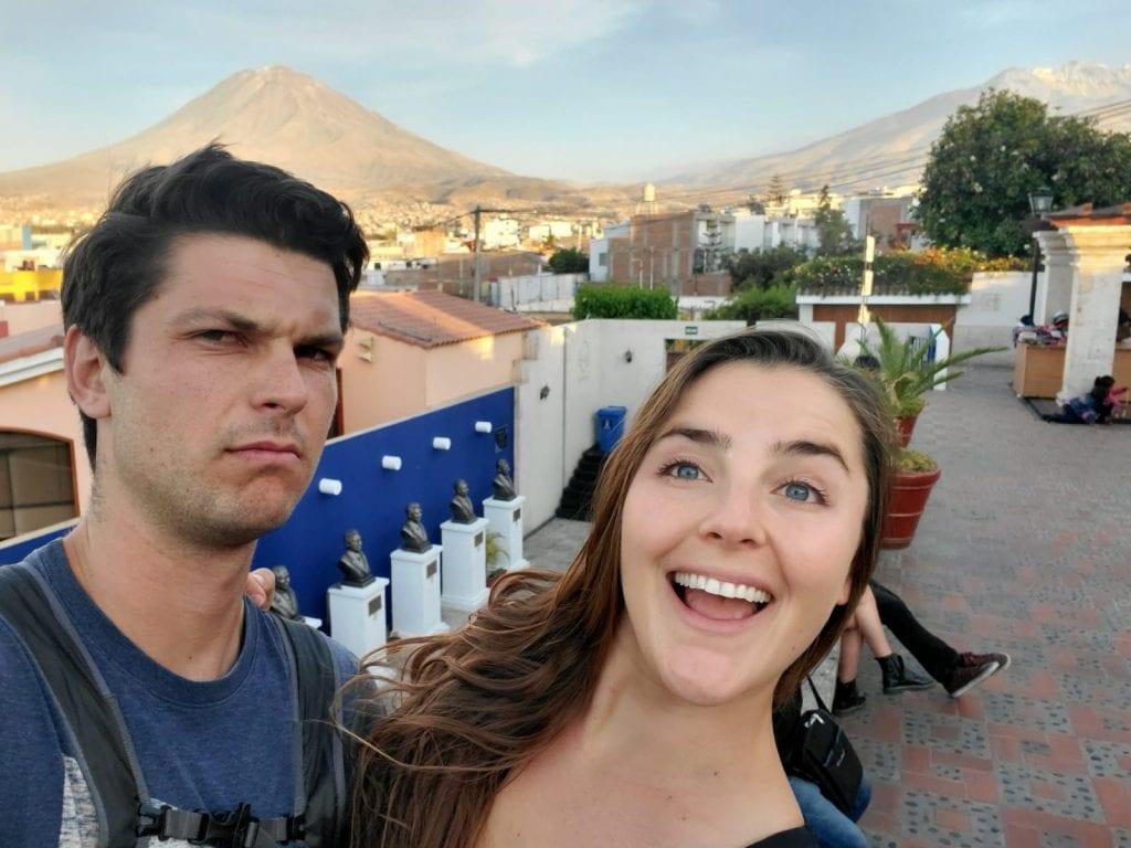 Arequipa Travel Guide Mountain Range
