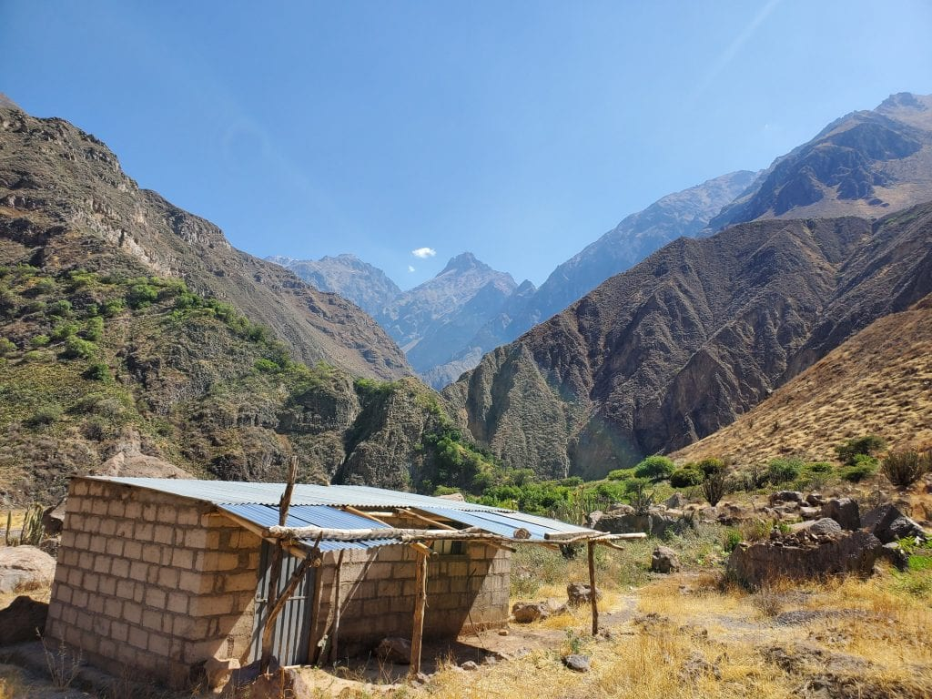 3 Day Colca Canyon Trek