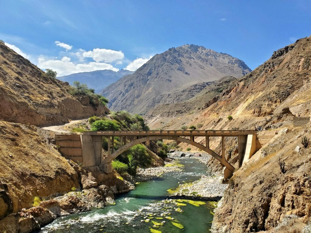 Best things to do in Peru Colca Canyon