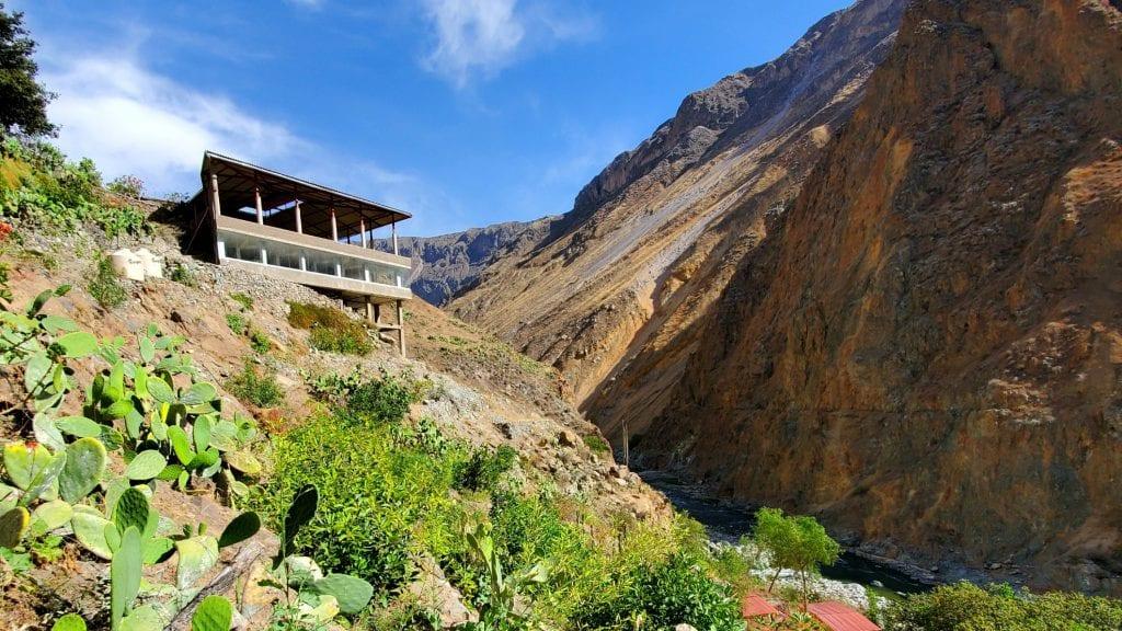 3 Day Colca Canyon Trek Llahuar Lodge