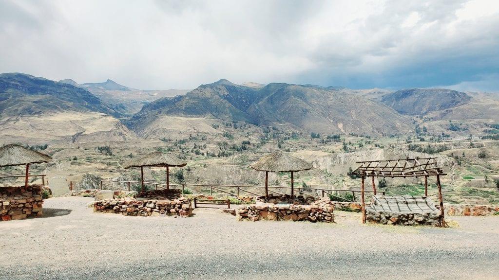 Colca Canyon Cabaconde