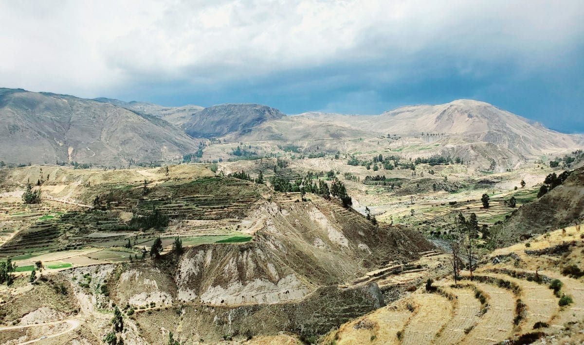 Colca Canyon - Landscape 2