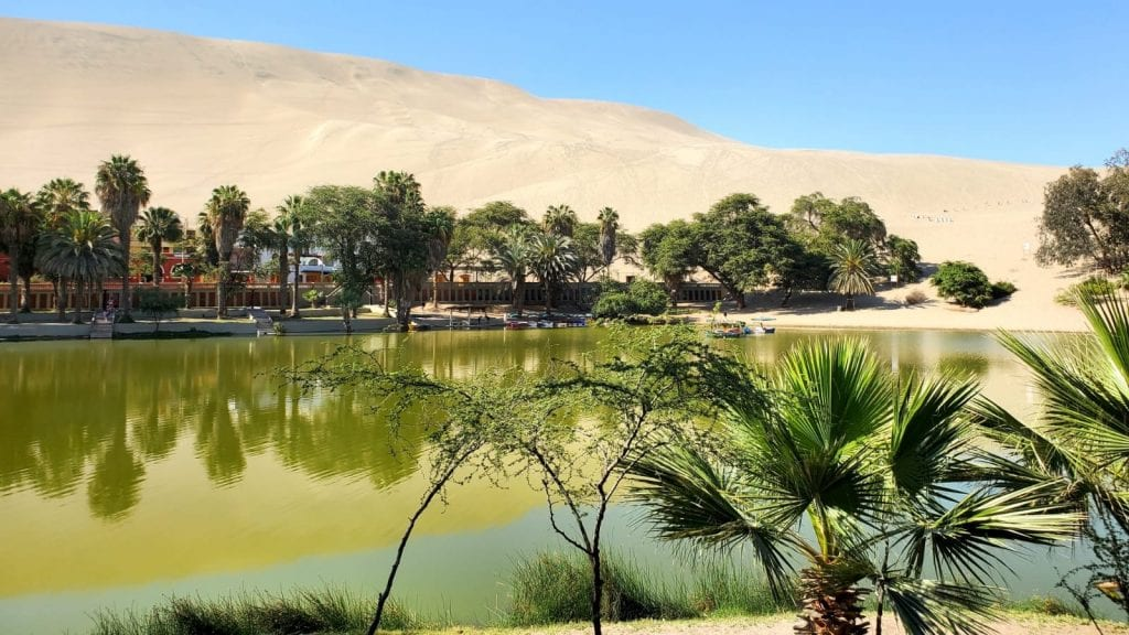 Huacachina Travel Guide Oasis
