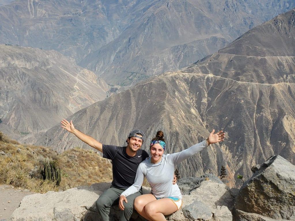 How to plan a yearlong trip - Colca Canyon Arequipa Peru