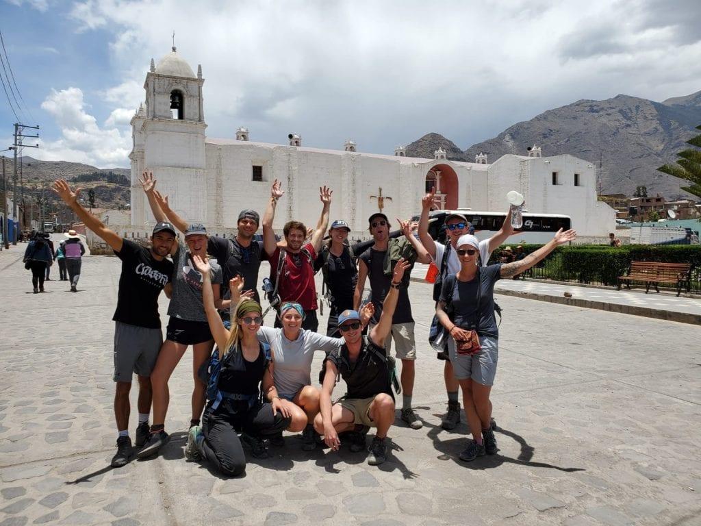 Colca Canyon crew