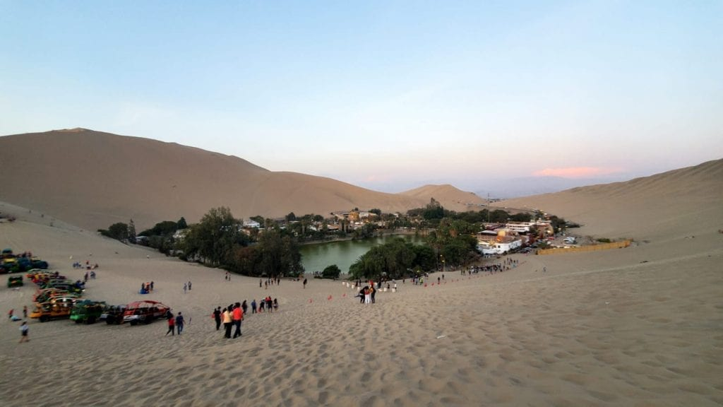 Huacachina Travel Guide Peru Oasis