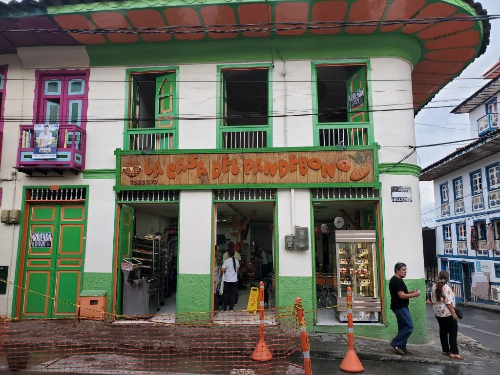 Casa de Pan de Bono Filandia