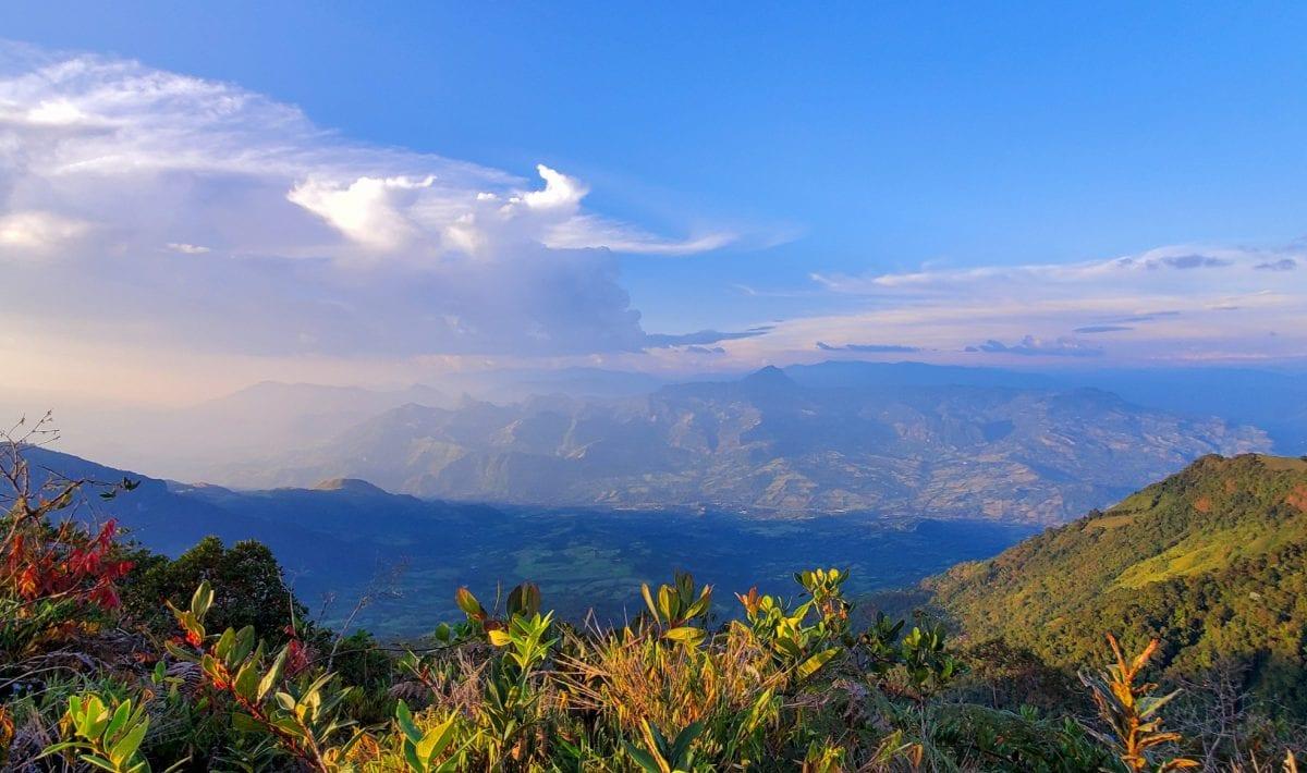 Jerico, Colombia - Cerro Nubes Hike