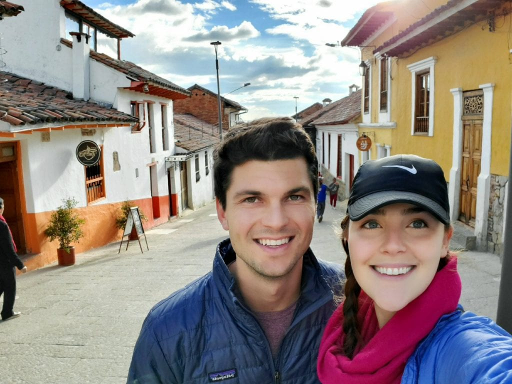 Bogota Travel Guide Nick and Michelle's Big Adventure