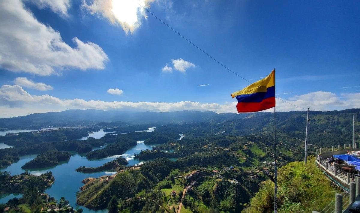 Colombian Itinerary Guatape