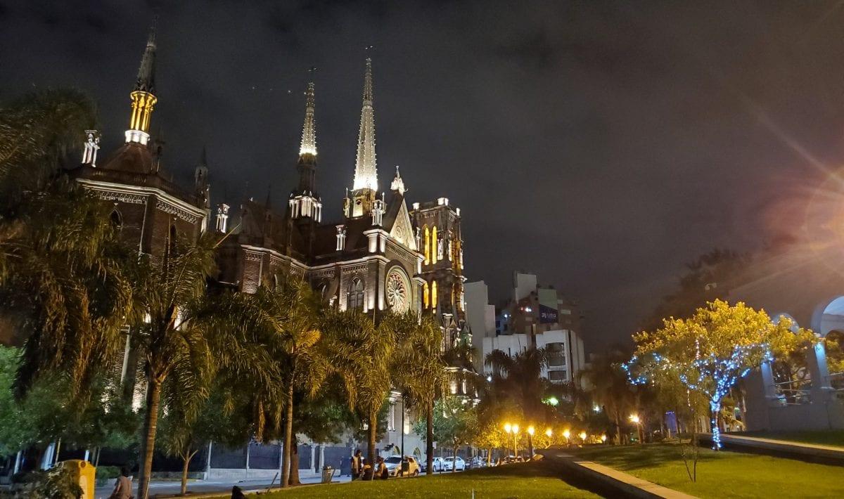 Holidays in Cordoba, Argentina