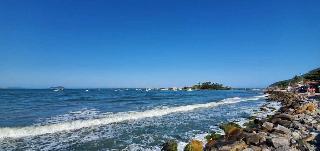Florianopolis Armacao Beach