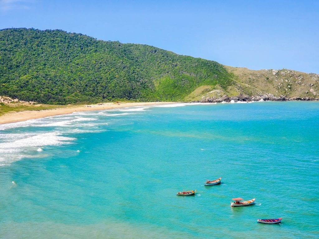 Florianopolis, Brazil - Lagoinha do Leste