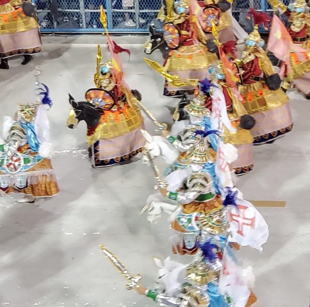 Sambadromo Costumes