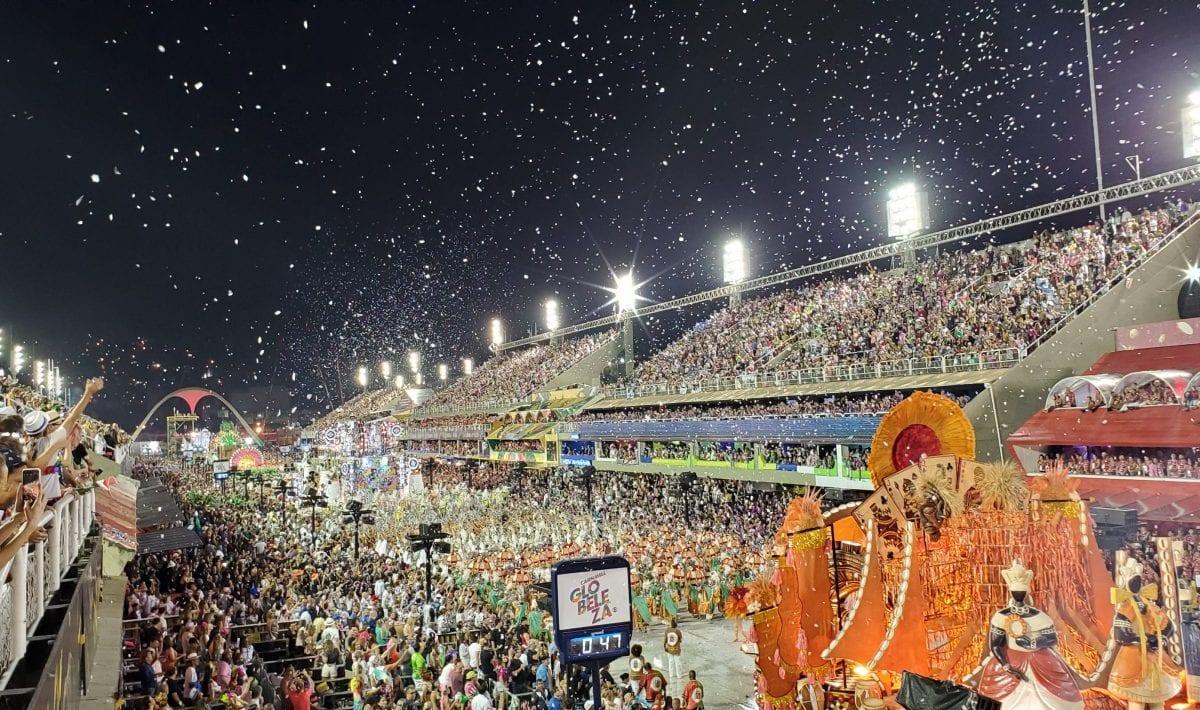 Sambadromo Celebration