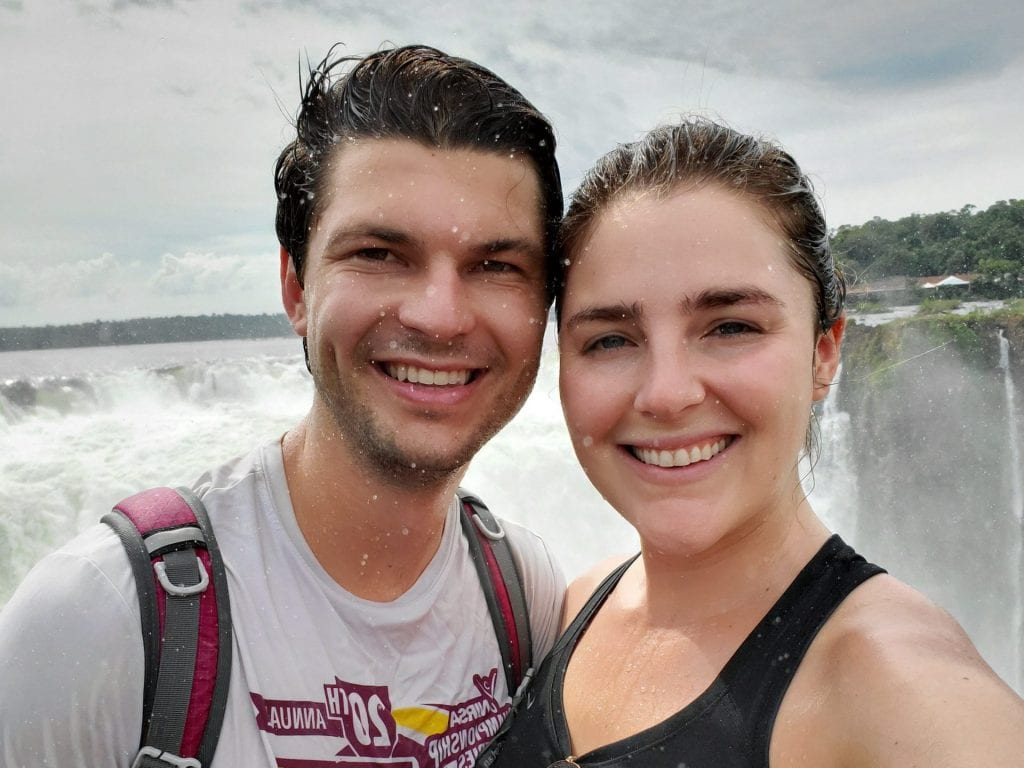 Iguazu Falls Travelers