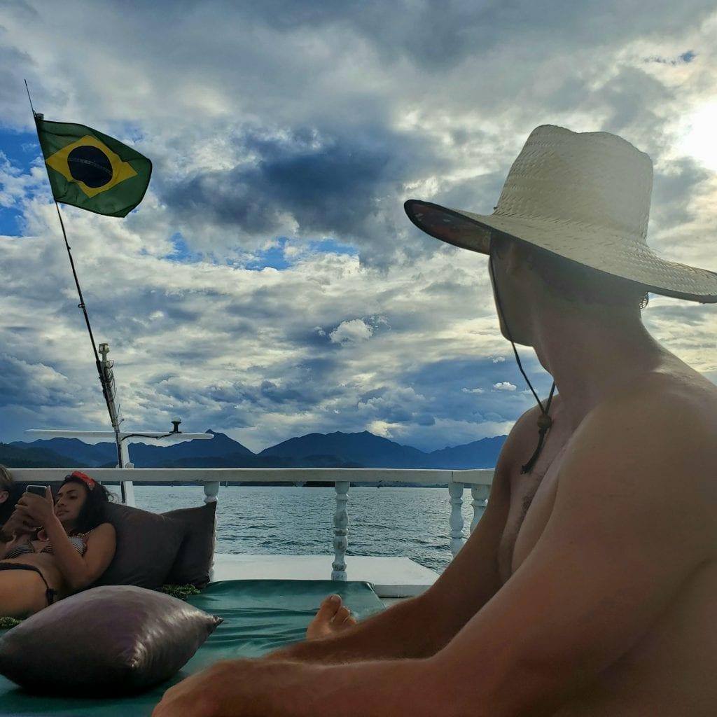Paraty Brazil - island boat tour