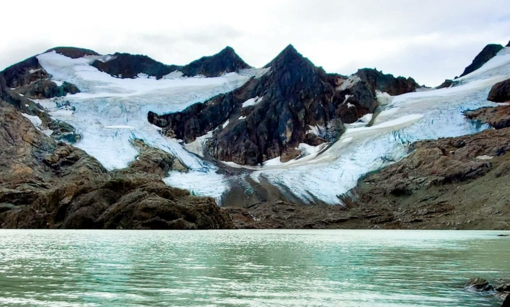 Ushuaia, Argentina - Glaciar Vinciguerra