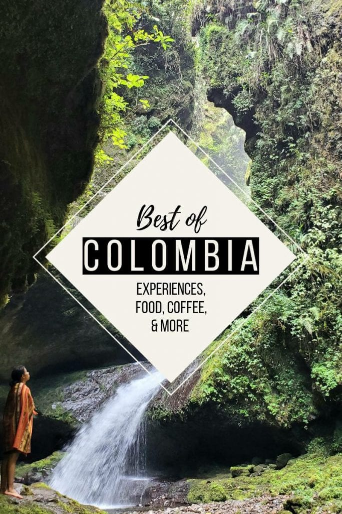 Best of Colombia