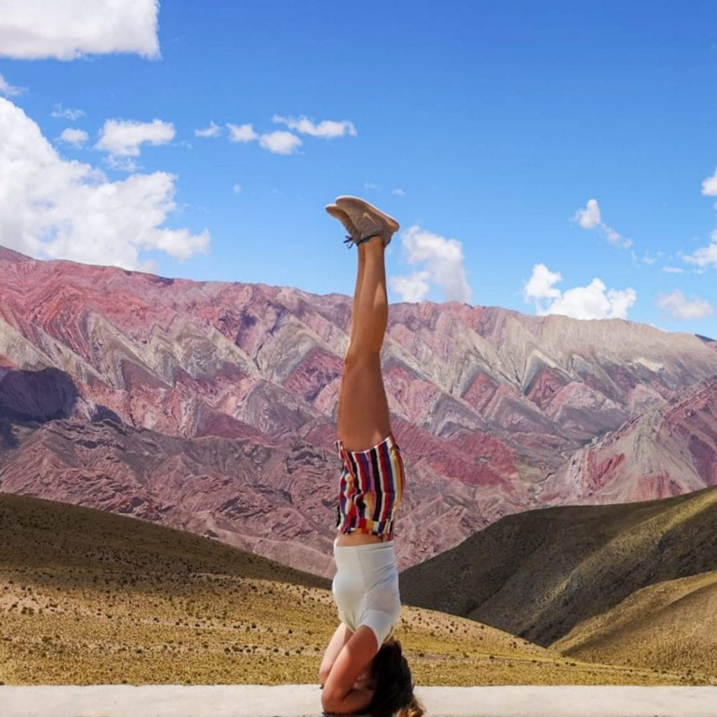 tilcara mountain of 14 colors