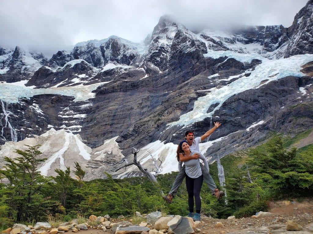 frances glacier extended w trek