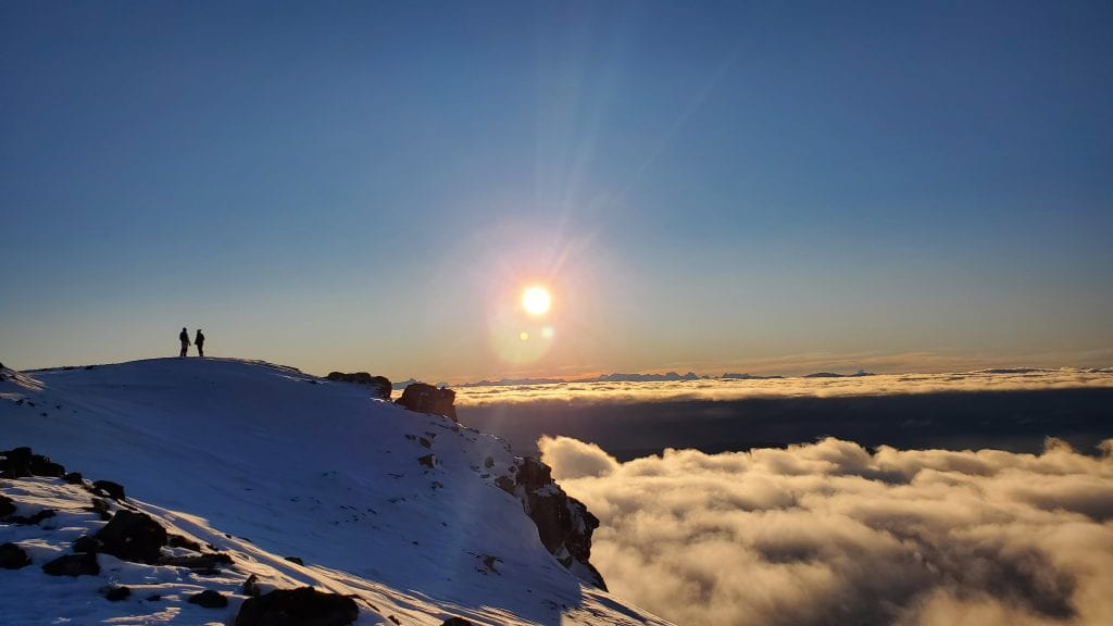 El Calafate Things to Do in the Winter - Hoya del Chingue