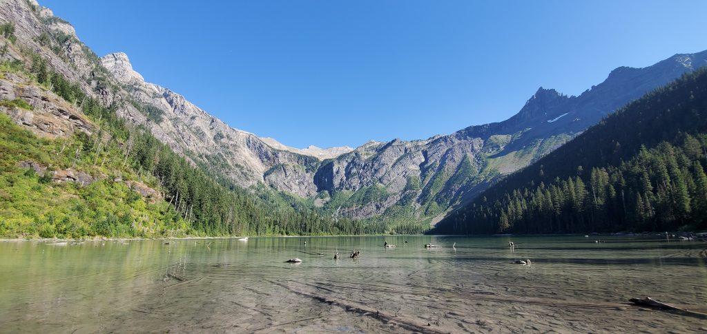 Avalanche Lake Glacier National Park