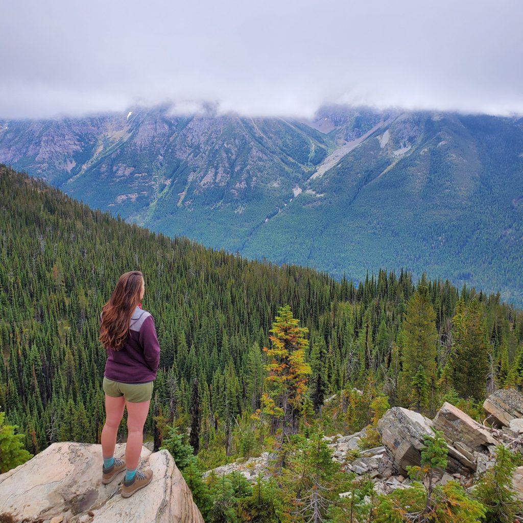 Numa Ridge Lookout Trail