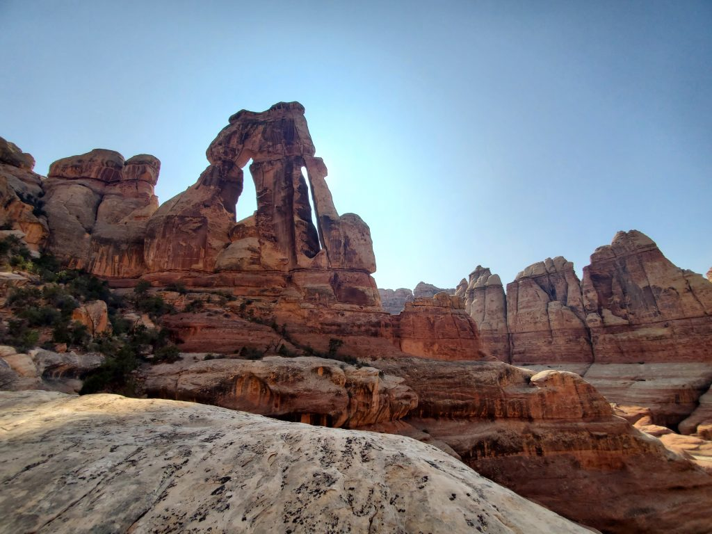 Canyonlands The Needles Druid Arch