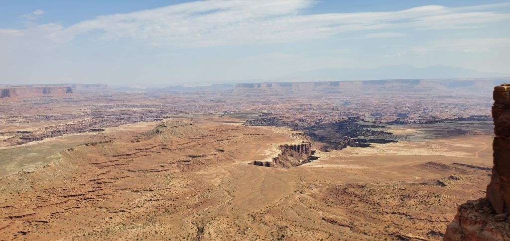 gooseberry trail canyonlands