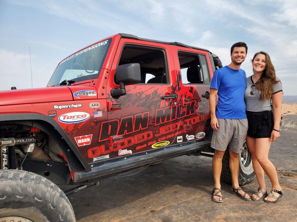 dan mick jeep tour